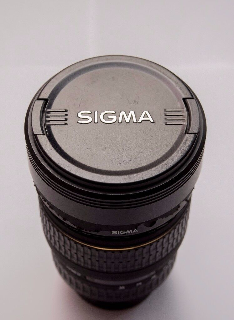 Sigma 15-30mm Nikon Fit