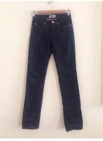 ACNE Hep Raw jeans
