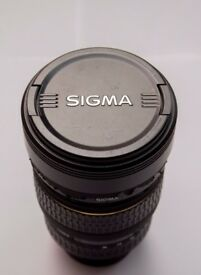 Sigma Lens Bundle Nikon F-Mount Fit