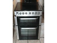6 MONTHS WARRANTY AA energy rated Servis 60cm, multifunctional electric cooker FREE DELIVERY