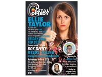 Coastal Comedy - Ellie Taylor