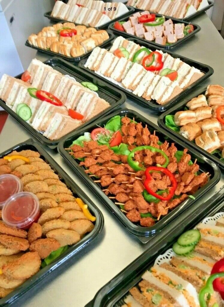 External Catering For All Occasions Birthday Parties