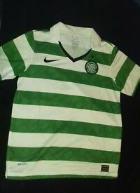 celtic tops (age 10-12) & (12-13)