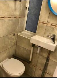 Self contained Double room with its own shower/WC & Kitchenette
