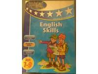 English skills workbook for children