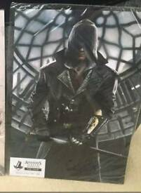 Rare Assassins creed jacob print