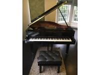 Used Yamaha C1 grand piano in polished ebony with matching premium piano stool  sc 1 st  Gumtree & Stool | Pianos for Sale - Gumtree islam-shia.org