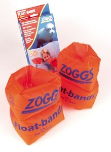 Learn to swim ZOGGS FLOAT BANDS  1-3 Years arm bands floaties inflatable 301202
