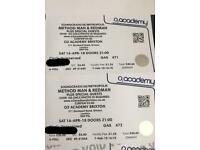 Red man and method man tickets Brixton