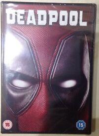 Dead Pool Dvd Brand NEW