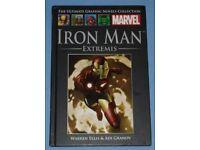 Marvel 'Iron Man Extremis' Hardback Graphic Novel