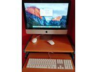 """Apple iMac 21.5"""" 3.6GHz Core i3. 4GB DDR3 Ram. 500GB. Cash or Swap."""