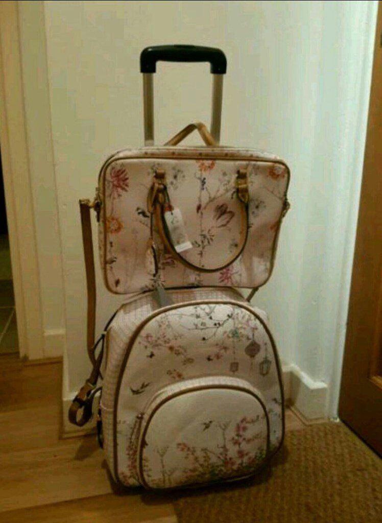 Parfois Travel bag and Laptop Bag