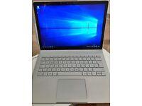 "Microsoft Surface Book 13.5"" (256GB, Intel Core i5, 8GB RAM, GPU) + Surface Pen + Box, free delivery"