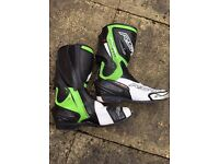 RST Motorbike Boots UK Size 10