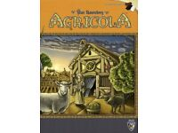 Agricola and Farmers of the Moor Expansion (brand new)