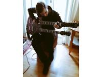Guitarist available