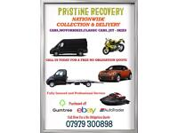 Vehicle Collection & Delivery