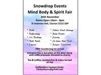 Mind Body Spirit Event