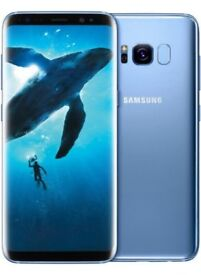 Samsung Galaxy S8 64GB - Blue - Unlocked