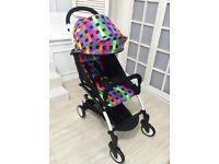 Baby yoyo yoya 5.8kg buggy pushchair pram trolley