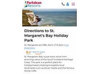Parkdean Caravan Holiday