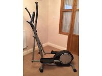 PowerCross 501 Elliptical Cross Trainer with touchscreen controller