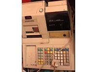 Cash register Samsung