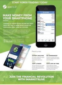 Free Forex training!! Make money from anywhere any time