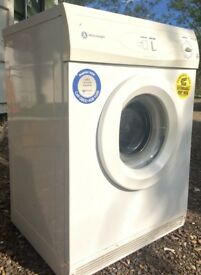 WHITE KNIGHT TUMBLE DRYER FREE DELIVERY
