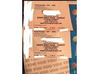 SW4 Sunday Festival ticket x2