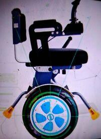 Brand new All terrain self balancing state of the art wheelchair AP6