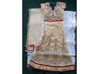Asian dress for young girls