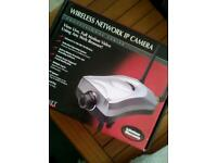 Network IP Wireless camera