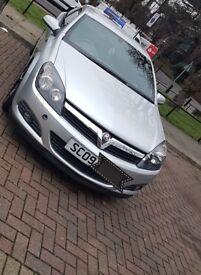 Vauxhall astra 3 door 1.4 very low mileage