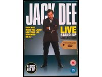 As New DVD: 'Jack Dee Live Standup Collection' (1994, 1998, 2002 & 2005)