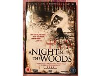 A Night In The Woods Dvd Excellent Condition