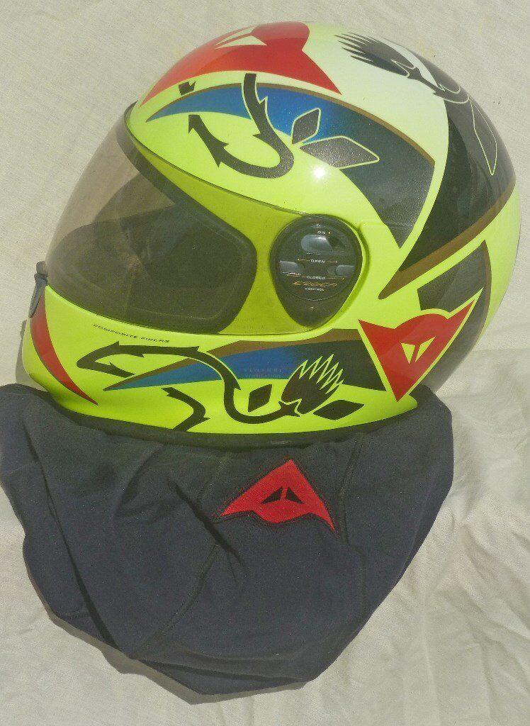 Dainese Ergon Drudi crash Helmet ~ Medium