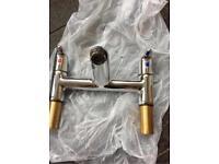 Brand new standard bath mixer taps