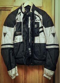 Revit Motorcycle Bikers Jacket XL