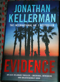 Jonathan Kellerman books