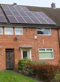 Student house close to Warwick University