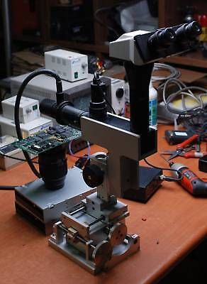 Semiconductor Pcb Equipment Stereozoom Microscope