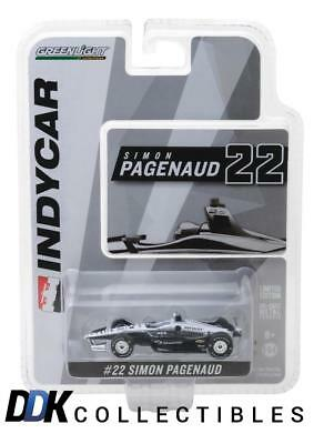 Greenlight 10822 2018  22 Simon Pagenaud Dxc Technology Diecast Indy Car 1 64