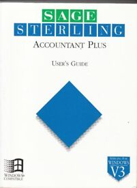 Sage Sterling Accountant Plus User's Guide