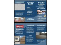 A*star plastering and Rendering specialist
