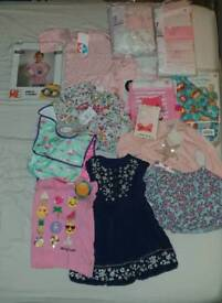 Girls clothes size 18 to 23 months
