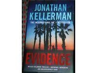 Jonathan Kellerman books £1-£1.50