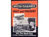 BRITISH RAILWAYS PAST & PRESENT BOOKS FOR SALE