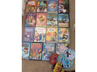 Dvd kids bundle